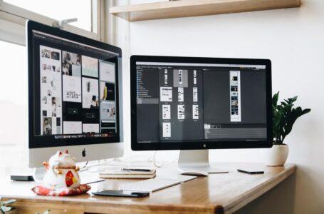 Hoe richt je jouw bedrijfs website in?